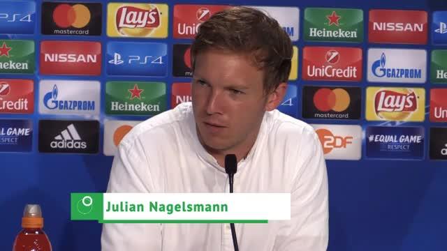 """Quali: Nagelsmann: """"Klarere Chancen gehabt"""""""