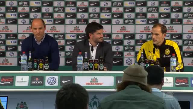 Kurios: Werder schon 2015 mit Angebot an Tuchel