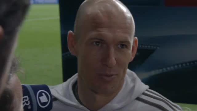 Robben: Celtic-Stimmung? Nur München besser!