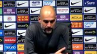 Guardiola: Wir haben Druck, Liverpool nicht