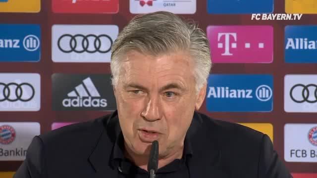 Ancelotti traurig: Kein Angebot aus China ...