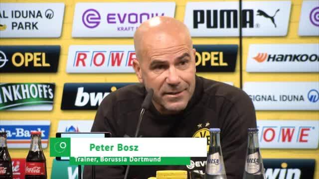 """Bosz fordert: """"Müssen Stimmung wieder drehen"""""""