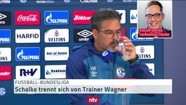 Köster nennt Trio für Wagner-Nachfolge auf Schalke