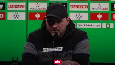 Baumgart wütet nach VAR-Entscheidung
