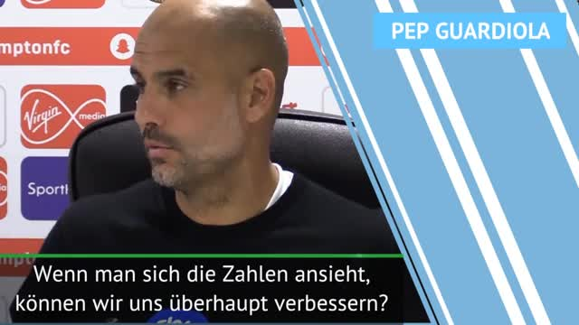 So startet City mit Guardiola in die PL-Saison