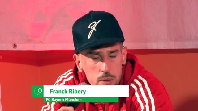 Ribéry über Konkurrenzkampf, Coman und Tolisso