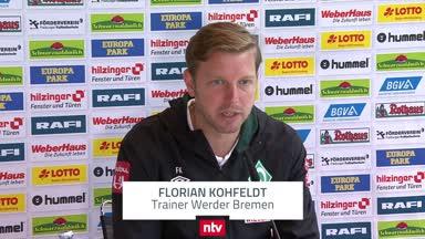 Christian Streich verteidigt Florian Kohfeldt