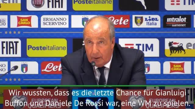"""WM-Quali: Ventura: """"Schmerz ist riesig"""""""