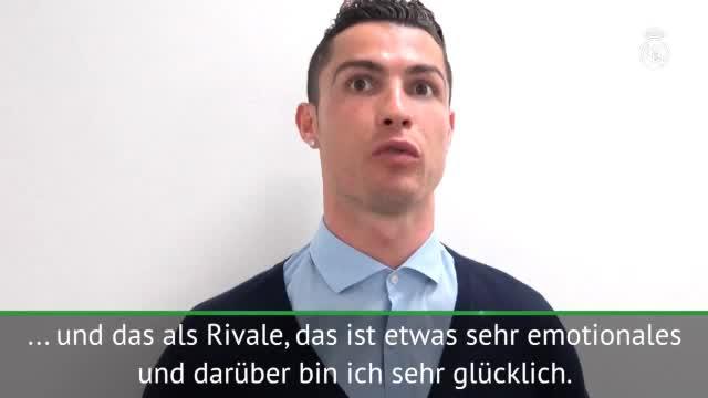 """Ronaldo: """"Habe Juve als Kind schon geliebt"""""""