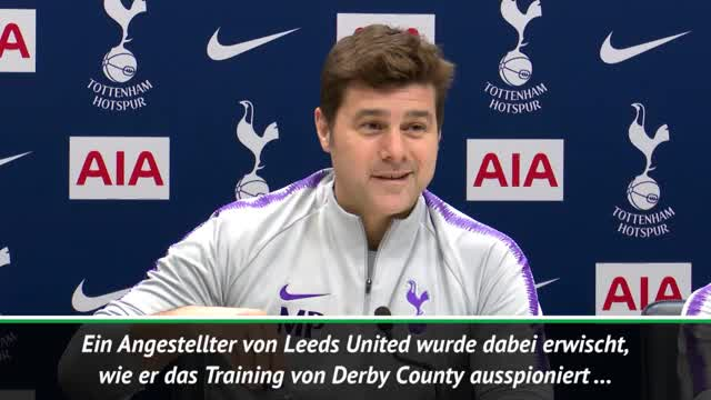 Pochettino verteidigt Bielsas Trainings-Spionage