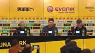 "Hecking anerkennend: ""BVB bessere Mannschaft"""