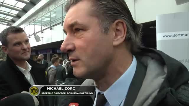 """Zorc: """"Brauchen eine Leistung wie in Dortmund"""""""