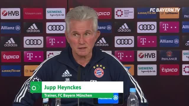 "Heynckes: ""Ribery ist motiviert wie nie zuvor"""