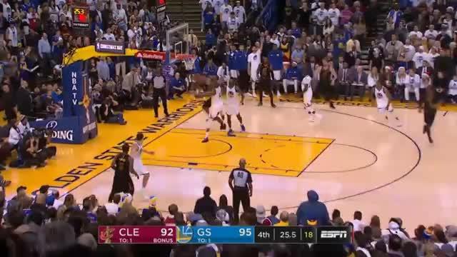 Durants Gamewinner-Block gegen LeBron