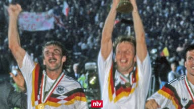 Rudi Völler feiert 60. Geburtstag
