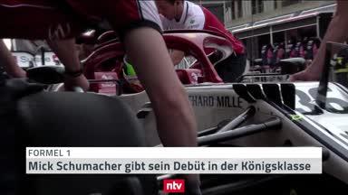 Experte: Schumacher ist reif für die Formel 1