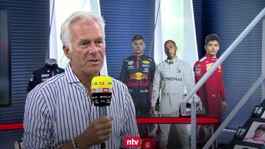 """Danner über Hamilton: """"Sowas hab ich noch nie gesehen"""""""