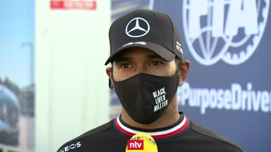 Hamilton vor dem Portugal-GP im Interview