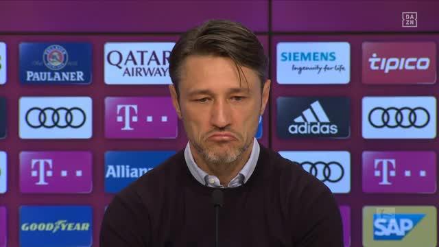 """Kovac nach Remis: """"Sehr gut aufgelegter Torwart"""""""