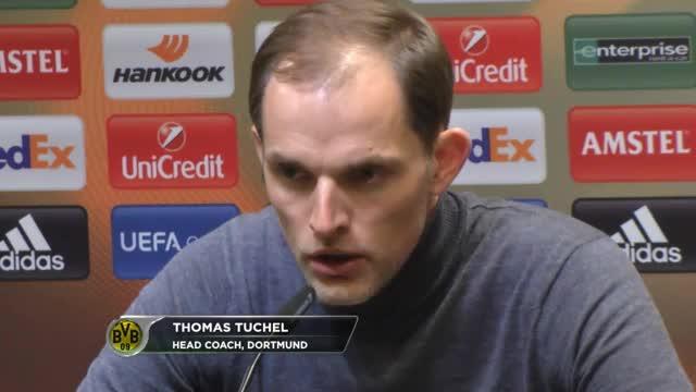 """Tuchel: """"Weidenfeller hielt uns im Spiel"""""""