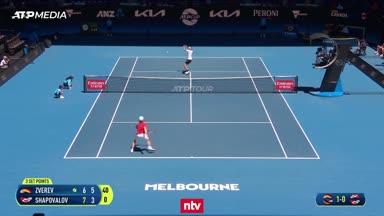 Corona-Wirbel vor dem Australian-Open-Start
