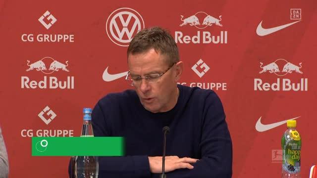 """Rangnick: """"Können in Bundesliga jeden schlagen"""""""