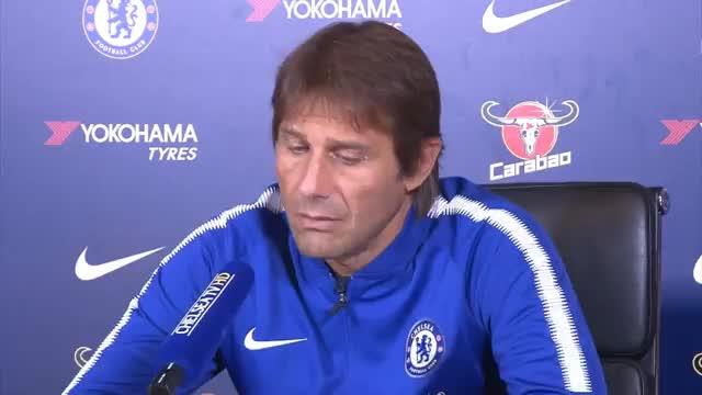 """Conte: """"Hoffe, wir beenden das Spiel zu elft"""""""