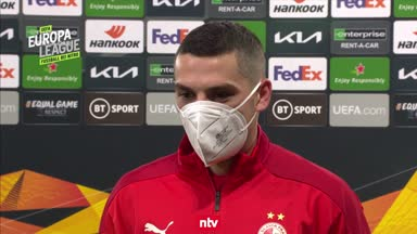 "Arsenal-Coach Arteta: ""Wir sind sehr enttäuscht"""