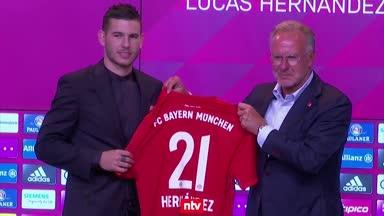 Wie geht es für Lucas Hernández weiter?