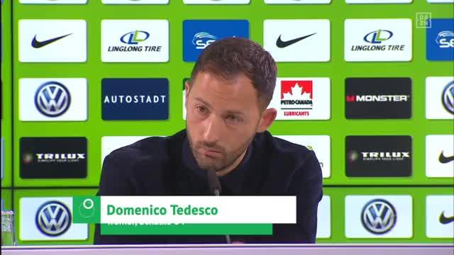 """Tedesco zum Referee: """"Wünsche mir Respekt"""""""