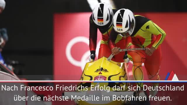 Olympia: Deutscher Rekord und Eishockey-Märchen