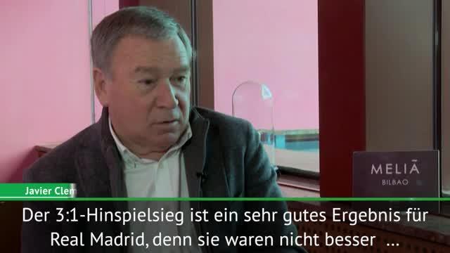 """Clemente: """"Real nicht besser als PSG"""""""