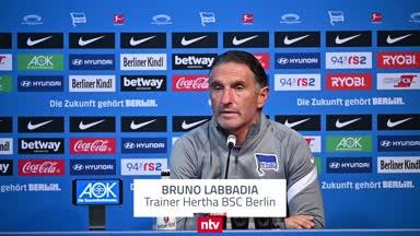 Labbadia: Darauf kommt es gegen den FC Bayern an