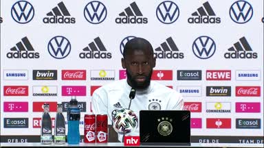 """Rüdiger: """"Ich hätte nicht weiterspielen können"""""""