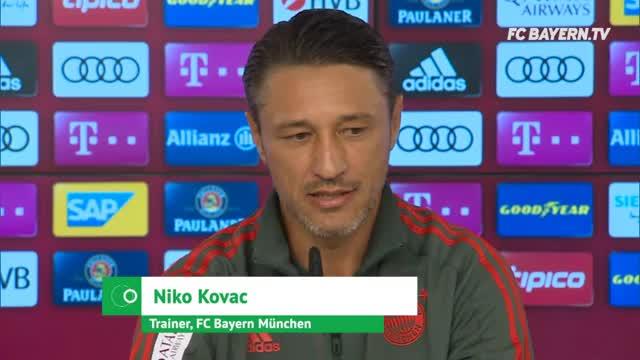 """Kovac: Rebic zu Bayern """"macht keinen Sinn"""""""