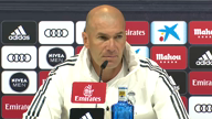 Journalist fragt nach Jovic: So reagiert Zidane