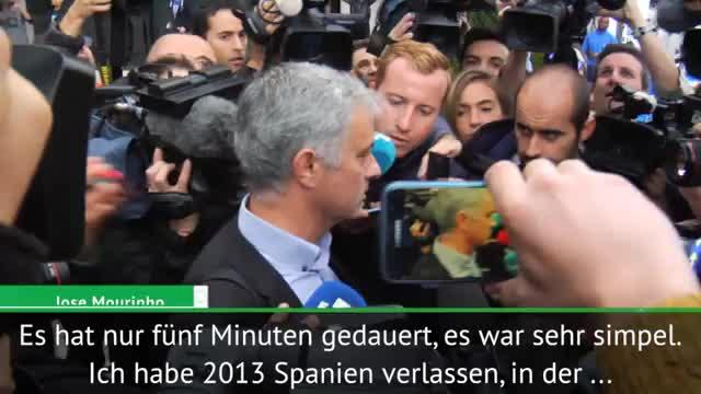 """Mourinho vor Gericht: """"Es ist ganz simpel"""""""