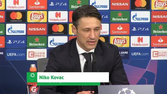 Kovac huldigt Benfica-Fans nach Sanches-Geste