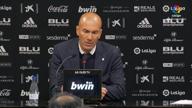 """Zidane nach Real-Pleite: """"Schwieriger Moment"""""""