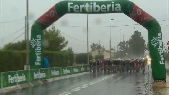 Vuelta: Nibalis Angriff lässt Froome kalt