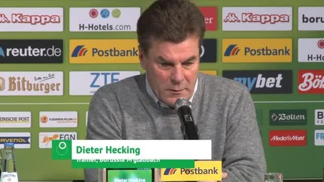 Hecking: Personalsituation vor Schalke grenzwertig