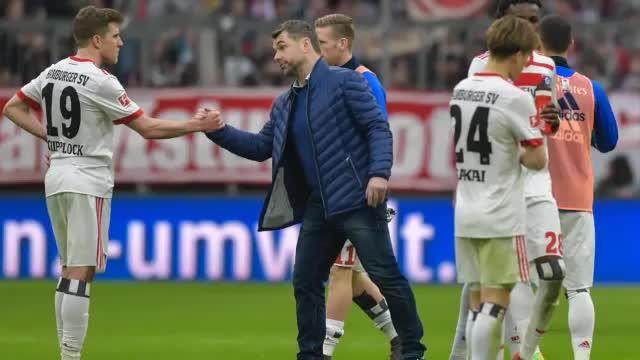 HSV: Hollerbach entlassen - Nachfolger steht fest