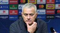 Mourinho on fire: Botschaft an die 'Hater'