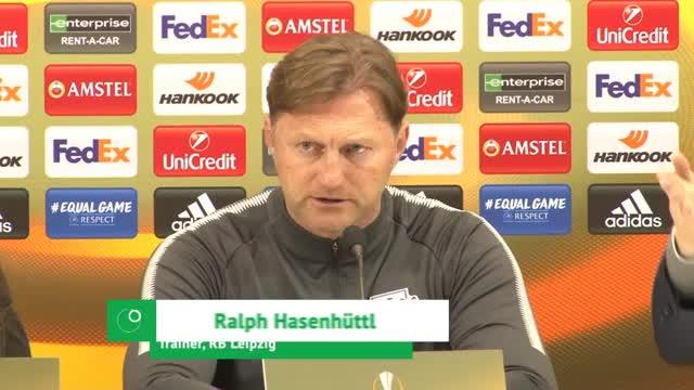 """Hasenhüttl zu Forsberg: """"Das ist sein Ding"""""""