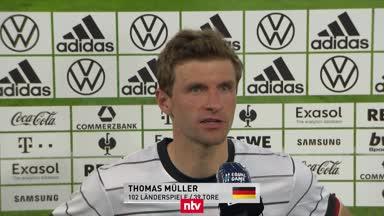 """Müller: """"Ergebnis war nicht das Wichtigste"""""""