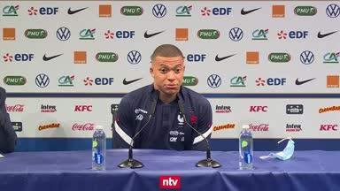 Mbappé zeigt sich von Rüdigers Kampfansage unbeeindruckt