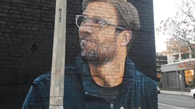 Irres Graffiti: Klopp in Liverpool verewigt