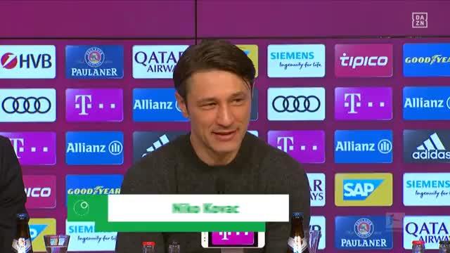 Hernández im Winter zum FCB? Das sagt Kovac