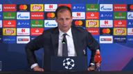 """Allegri nach 1:2: """"Ajax hat es verdient"""""""
