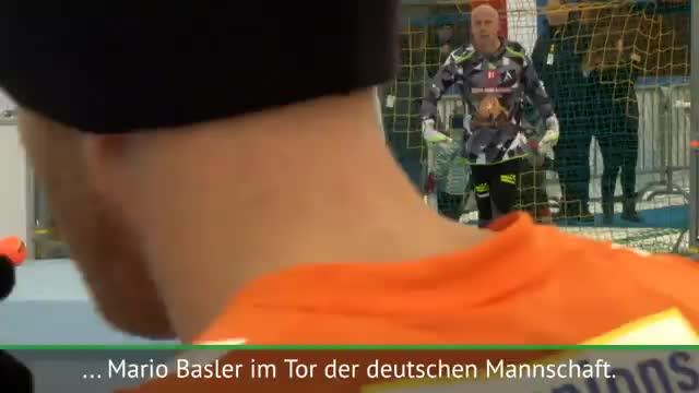 Torwart-Basler brilliert als Goalgetter